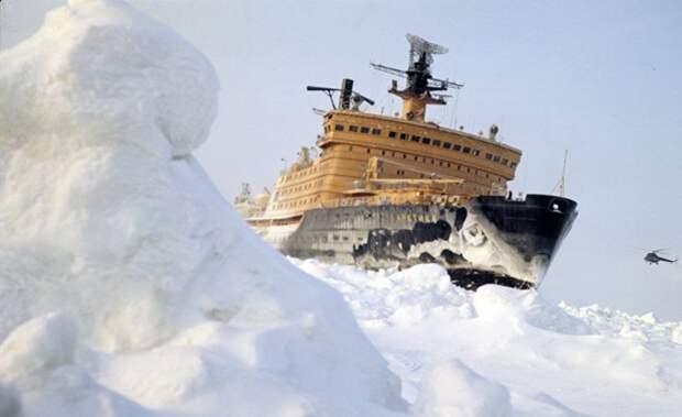 The National Interest (США): нет, Америка не готова противостоять Китаю и России в Арктике