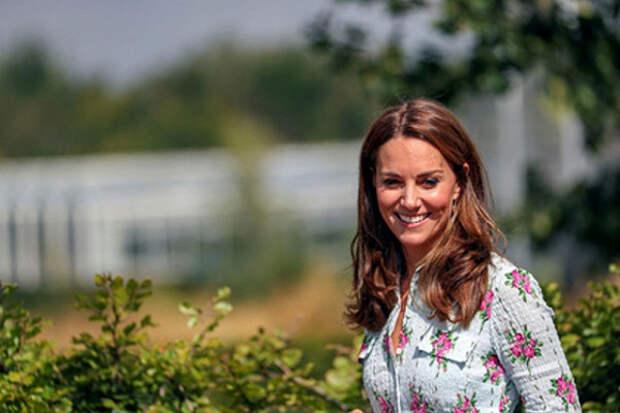 Кейт Миддлтон нарушила одно изсамых строгих правил Елизаветы II