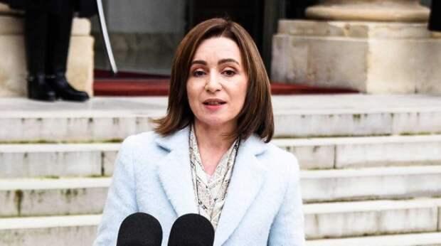 Раскрыта причина упорства Санду в роспуске парламента