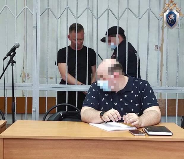 Подозреваемого в убийстве девочки в посёлке Большо Козино взяли под стражу