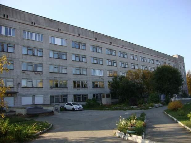 Городскую клиническую больницу №1 в Ижевске закрыли на карантин по коронавирусу