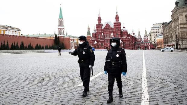 Опустевший город: Москва на самоизоляции
