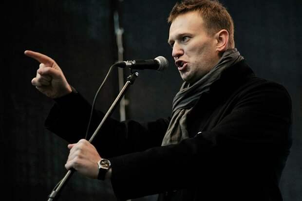 Навальный получил статус «гостя канцлера» Германии
