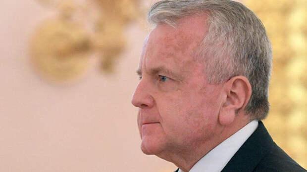 Посол Салливан вернулся в Вашингтон