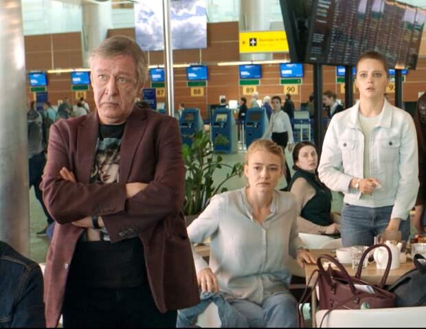 В следующем году на ТНТ выйдет новый сериал с Михаилом Ефремовым