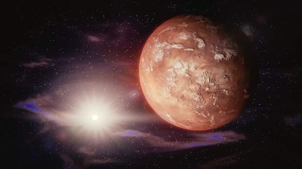 Китайский марсоход на «красной планете» — как это было? (ФОТО)