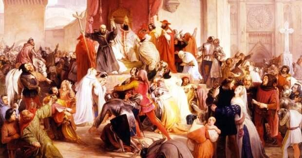 Святые грешники: 7 римских пап, для которых закон неписан
