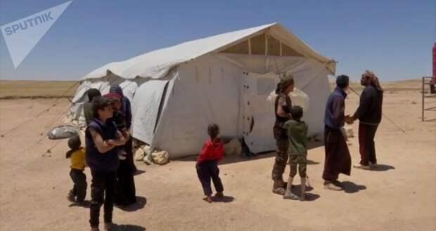 Санкции США могут спровоцировать возобновление конфликта в Сирии – ООН