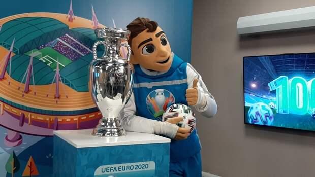 Решение о переносе матчей Евро-2020 из Дублина в Петербург примут 22 апреля
