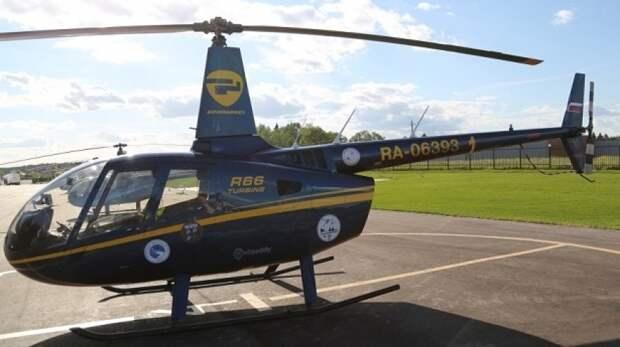 Разбившийся под Архангельском вертолет не имел разрешения на полет