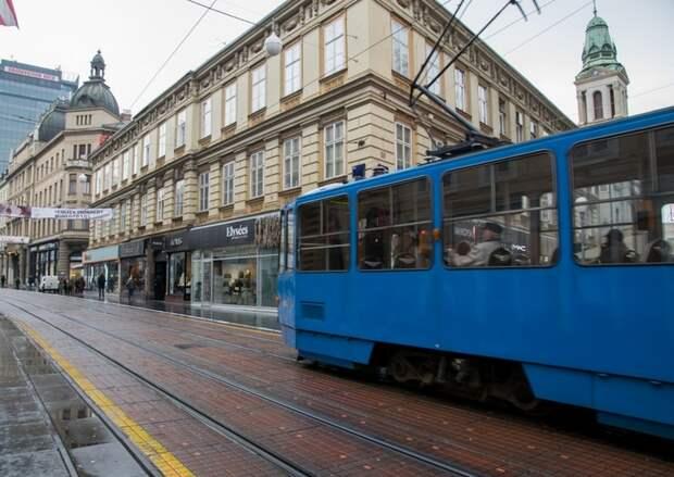 Хорватия, город Загреб