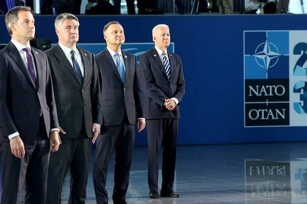 Страны НАТО заявили, что не представляют угрозы для России