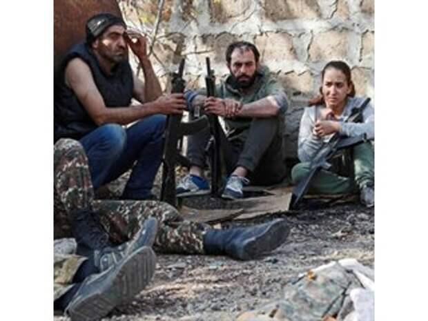 В поражении Армении в Карабахе есть виновный