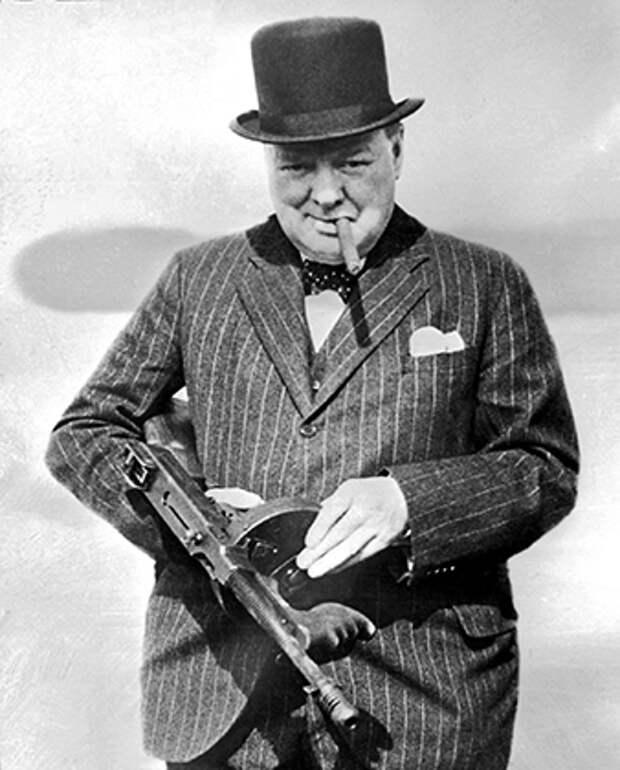 .Зверский аппетит. Фуа-гра, сигары и коньяки: Черчилль ни в чем себе не отказывал во время войны