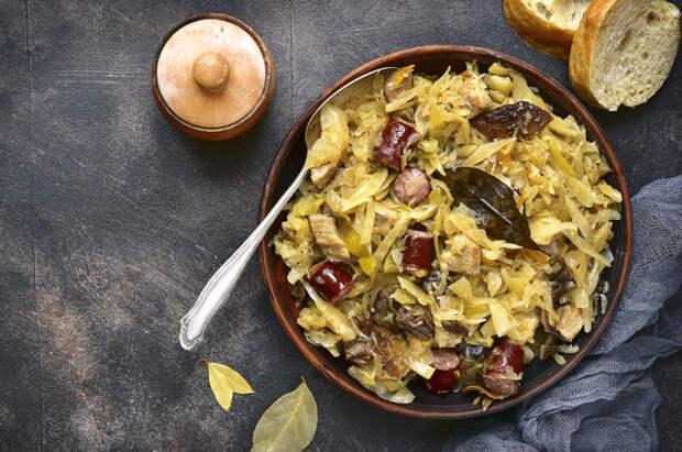 Вареники и солянка. Рецепты зимних блюд из квашеной капусты