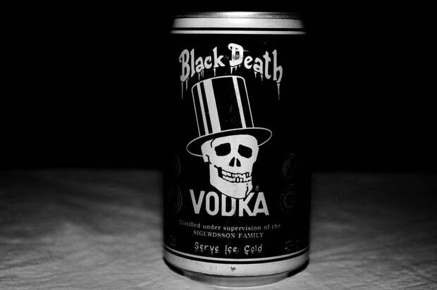 Любимый напиток подростков начала 90-х