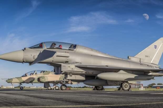 ВВС Великобритании