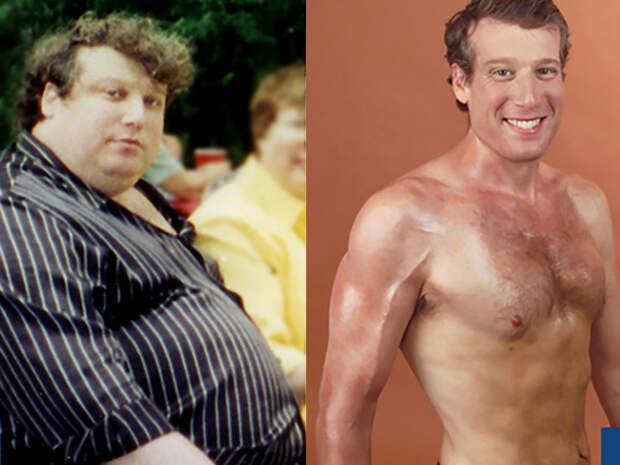 7 принципов жизни человека, который сбросил 100 кг без диет