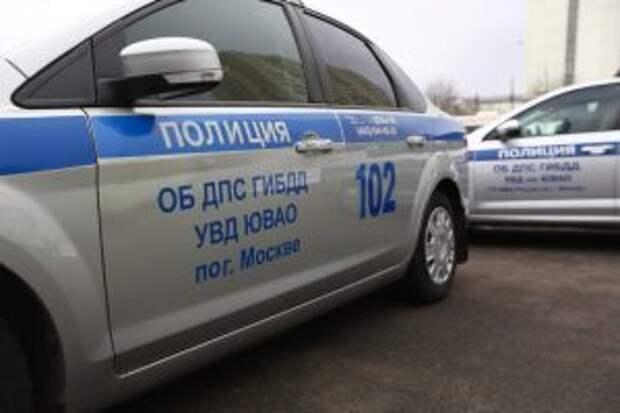 Пьяную автоледи с «букетом» нарушений ДПС настигла в Текстильщиках
