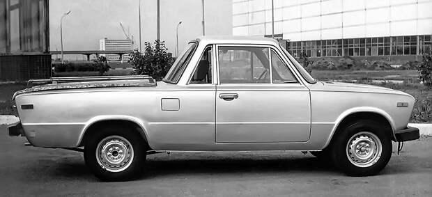 Необычные автомобили СССР