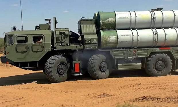 СМИ: НАТО активно исследует российские С-400 в Сирии