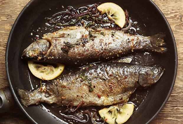 Самые частые ошибки, которые портят жареную рыбу