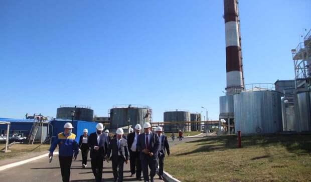 Замглавы Минстроя РФи«Квадра» обсудили готовность Курской области кзиме