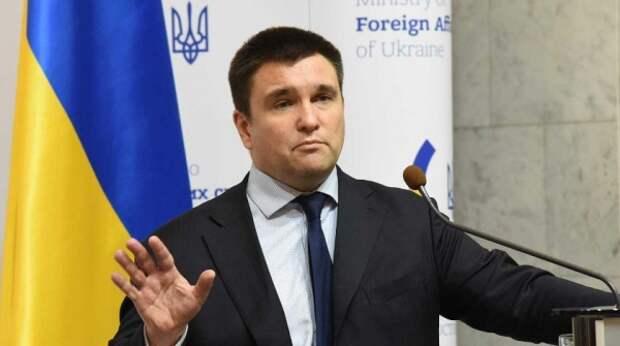 Украинцы не хотят вступать в НАТО – Климкин
