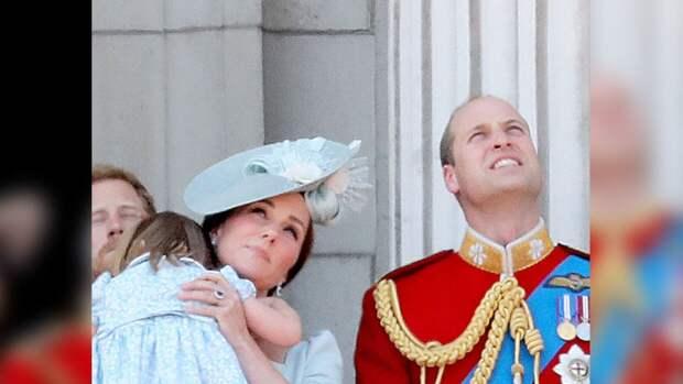 Принц Уильям раскрыл подробности празднования дня рождения дочери
