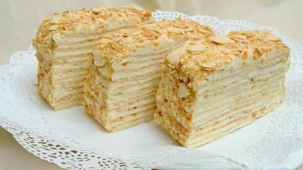 Вот рецепты всех 5 самых легендарных советских тортов. Ничего лучше нет до сих пор!