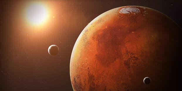 Новый способ найти жизнь на Марсе