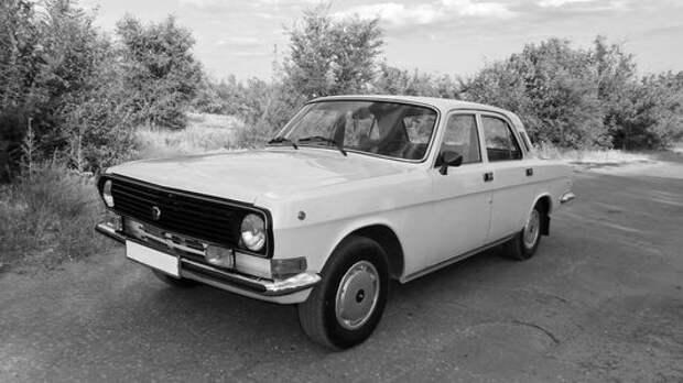 ГАЗ 24-10 Волга: от любви до предательства
