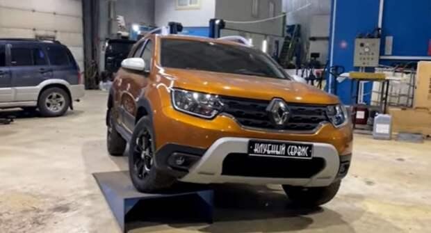 Плюсы и минусы нового Renault Duster показали на видео