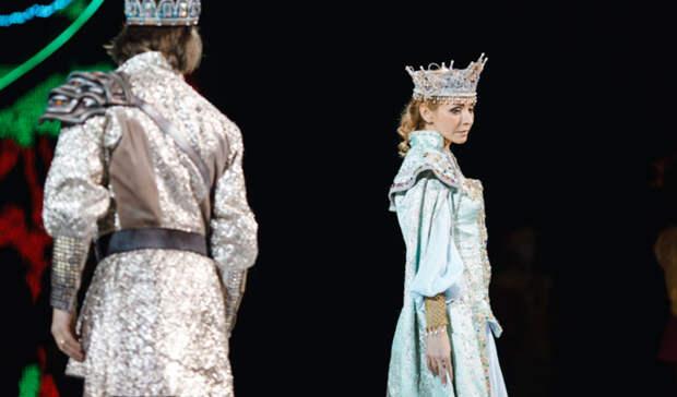 Сказку Пушкина покажут нальду в«Сочи Парке»