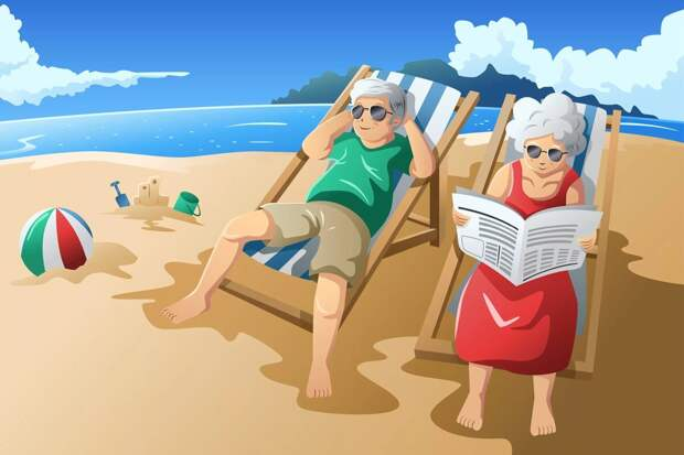 Как обычному пенсионеру отдохнуть в Крыму бесплатно