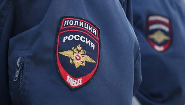 В Подольске задержали подозреваемого в краже оргтехники на 100 тыс руб