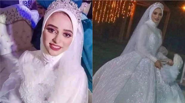С застолья в могилу: молодая невеста скончалась через час после свадьбы