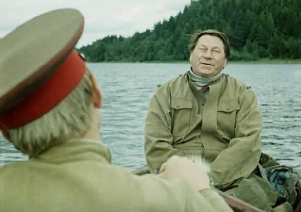 Кинороли Василия Меркурьева