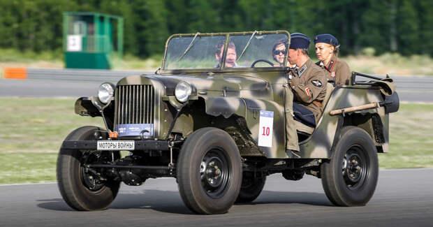 ГАЗ-61 – один из первых в мире легковых внедорожников