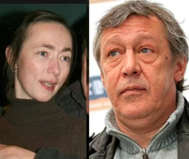 Как живет пятая жена Михаила Ефремова пока он на домашнем аресте