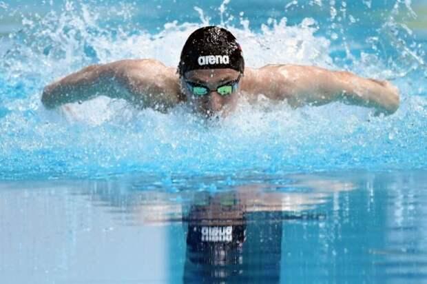 Пловец Бородин выиграл золото чемпионата Европы