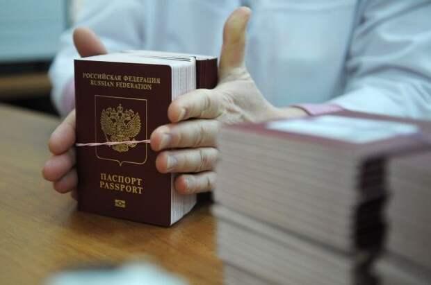 В России вступил в силу новый регламент выдачи загранпаспортов