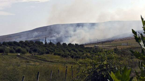 В Нагорном Карабахе под обстрелом ВС Азербайджана пострадали французские журналисты