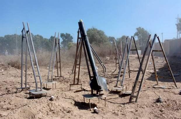 Угроза с воздуха: неуправляемые ракеты и БПЛА палестинских формирований