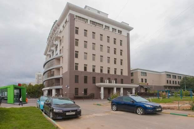 В Москве продают 24 машино-места на Мичуринском проспекте