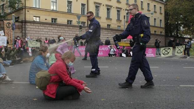 Как вам не стыдно, Финляндия! Как ты смеешь!