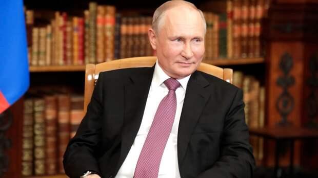 Президент Швейцарии восхитился прямотой Владимира Путина