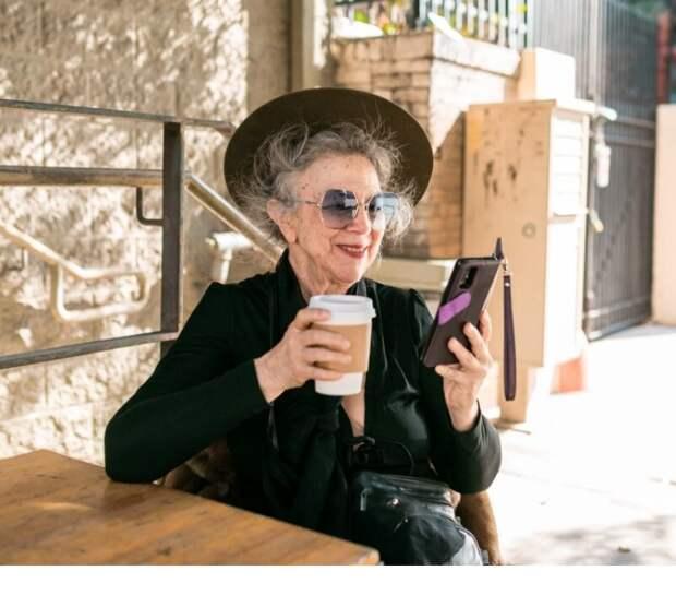 Бабушки нынче не в моде