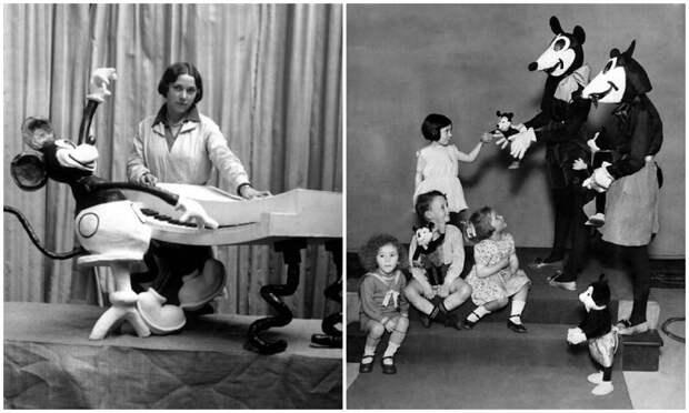 Рождение легенды: как придумали Микки Мауса?