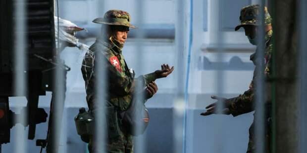 Суд над экс-лидером Мьянмы перенесли на среду